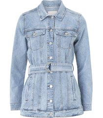 jeansjacka objnoelle denim jacket 113