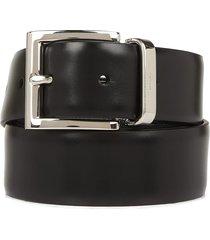 prada leather belt