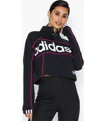 adidas originals cropped sweater sweatshirts