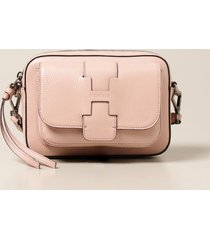 hogan crossbody bags hogan crossbody bag in textured leather
