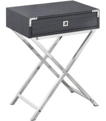 "monarch specialties accent table - 24"" h"