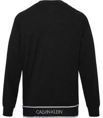 calvin klein sweater - zwart