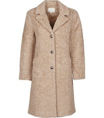 mantel cream amelia coat