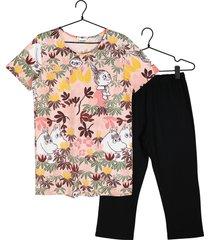 capripyjamas foliage ss pyjamas martinex