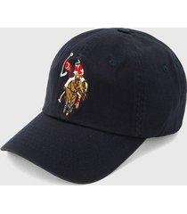gorra azul navy-multicolor us polo assn