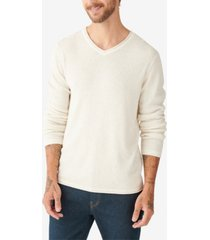 lucky brand men's welterweight v-neck sweater
