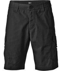 "fox men's slambozo classic-fit cotton cargo 22"" shorts"