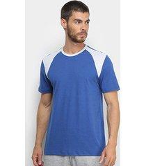 camiseta burn básica masculina - masculino