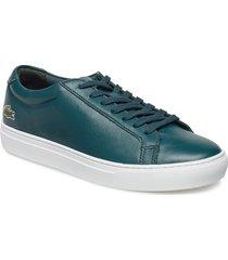 l.12.12 116 1 låga sneakers grön lacoste shoes