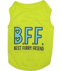 parisian pet bff dog t-shirt