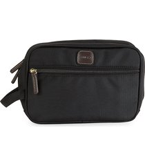 bric's women's siena toiletry case - black