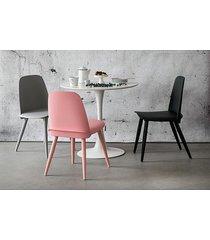 krzesło rosse czarne