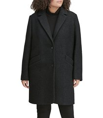paige wool-blend walker coat