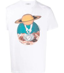 multicolored soul planets t-shirt