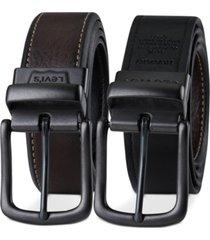 levi's men's 38mm reversible belt
