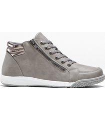 sneaker alte (grigio) - bpc selection