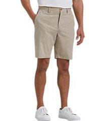 joseph abboud stone modern fit shorts