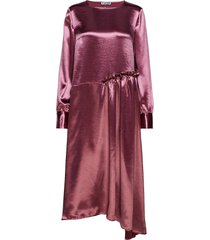 alice jurk knielengte roze fall winter spring summer