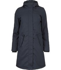 modstrom coat wol 54372 pippa coat blauw