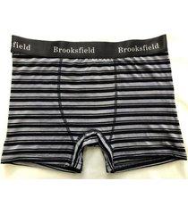 boxer azul brooksfield rayado
