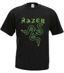 razer snake logo razer game gear men's t-shirt tee many colors