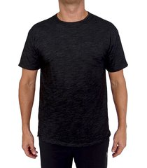 camiseta hurley df lagos port para hombre - negro
