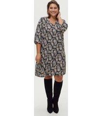 klänning egwen 3/4 knee dress