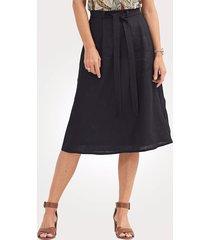 kjol mona svart