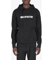 1017 alyx 9sm hoodie with mirror logo grapgic