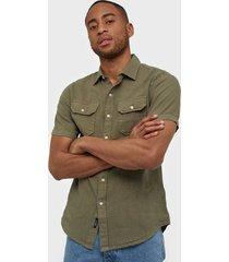 replay m4029 shirt skjortor military