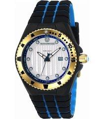reloj azul-negro technomarine tm-115220 - superbrands