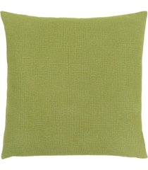 """monarch specialties 18"""" x 18"""" patterned pillow"""