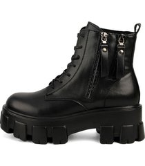 botas de moda 2021 en cuero estilo europeo ultralivianas anuwa leandra
