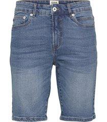 sdryder lt blue 200 jeansshorts denimshorts blå solid