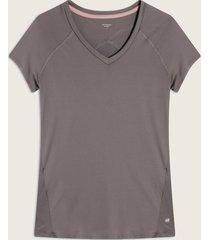 camiseta y mangas en malla-s