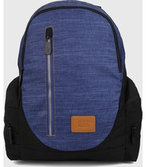 morral  azul-negro cat the project fashion