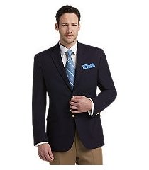 executive collection traditional fit blazer, by jos. a. bank