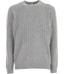 eleventy sweater l/s w/braid