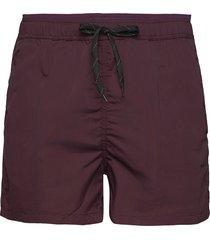william shorts zwemshorts rood soulland