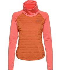 subz sweater w sweat-shirt trui oranje craft