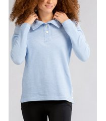 women's bonfire pullover top