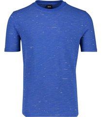 blauw t-shirt hugo boss topart