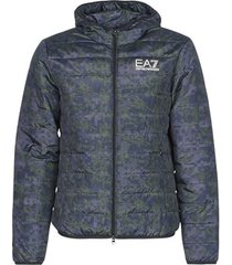 donsjas emporio armani ea7 train graphic series m jacket hoodie all over camou