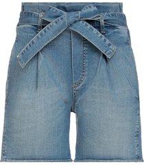 carla g. denim shorts