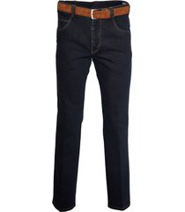 meyer jeans diego donkerblauw