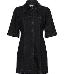 alley korte jurk zwart baum und pferdgarten