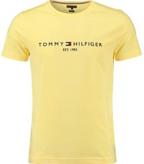 t-shirt tommy geel