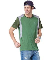 camisetas hombre al aire libre senderismo tops verano