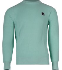 butcher of blue mint pullover