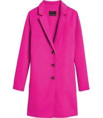 abrigo pink rosado banana republic